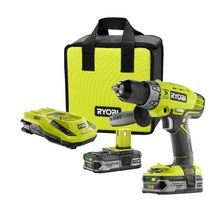 18V ONE+™ LITHIUM+™ Hammer Drill/Driver Kit