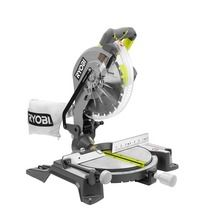 10 in. Compound Mitre Saw with LED