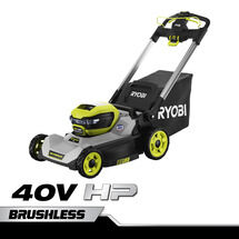 "40V HP 21"" Brushless Self-Propelled Mower"