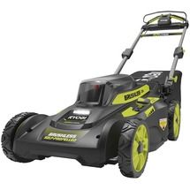 "40V 20"" BRUSHLESS SELF-PROPELLED MOWER WITH 6AH BATTERY & CHARGER"