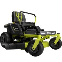 "100 AH 42"" Zero Turn Electric Riding Mower"