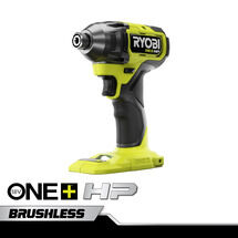 "18V ONE+ HP Brushless 4-Mode 1/4"" Impact Driver"