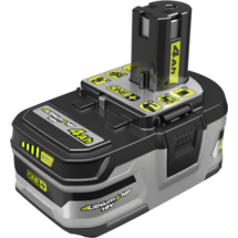 18V ONE+™ Lithium+™HP 4.0 AH High Capacity Battery