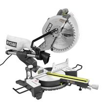 12 in. Sliding Compound Mitre saw with LED