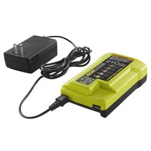 40V Lithium-ion 2-In-1 Battery/USB Charger