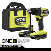 "18V ONE+ HP Brushless 1/2"" Drill/Driver Kit"