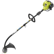 2 Cycle Full Crank Curved Shaft String Trimmer