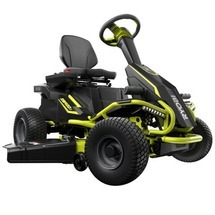 "100 AH 38"" Electric Riding Mower"